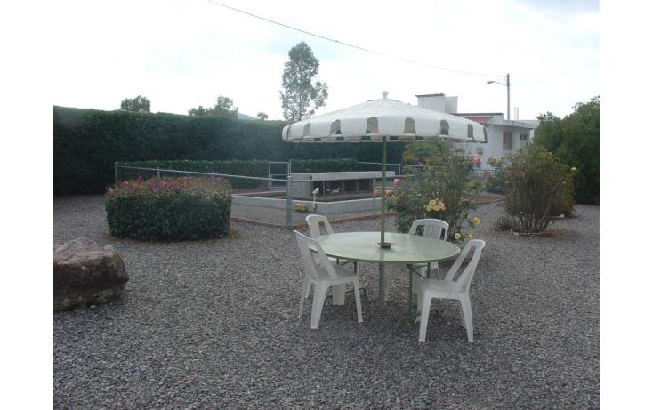 Foto de terreno habitacional en venta en camino a pie de gallo 100, santa rosa de jauregui, querétaro, querétaro, 666377 no 08