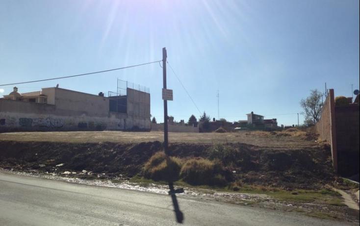 Foto de terreno habitacional en venta en camino a san felipe tlalmimilolpan 1, san felipe tlalmimilolpan, toluca, estado de méxico, 375762 no 01