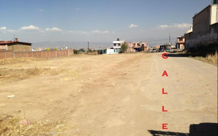 Foto de terreno habitacional en venta en camino a san felipe tlalmimilolpan 1, san felipe tlalmimilolpan, toluca, estado de méxico, 375762 no 02