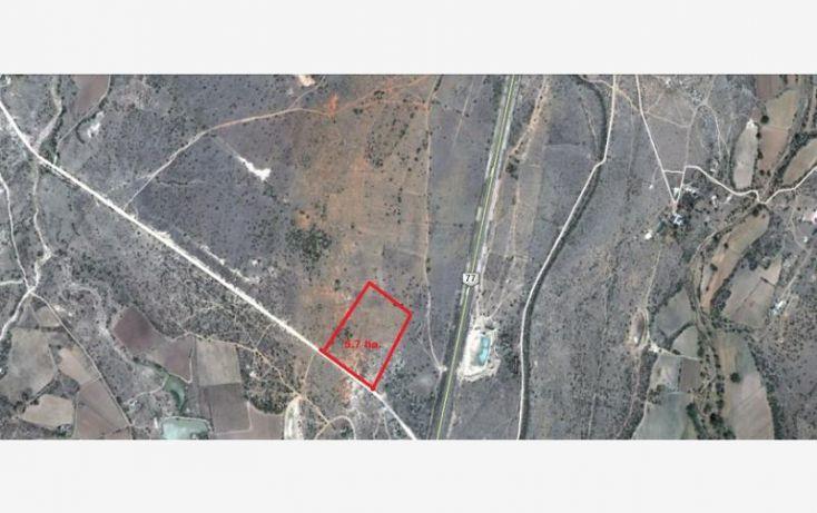 Foto de terreno industrial en venta en camino a san juan de llanos 1, cantera sur, san felipe, guanajuato, 1751102 no 01