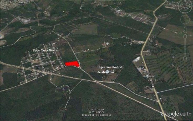 Foto de terreno habitacional en venta en camino a san mateo ciudadela 380, carricitos, juárez, nuevo león, 1992870 no 02