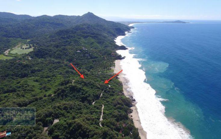 Foto de terreno habitacional en venta en camino a sayulita, sayulita, bahía de banderas, nayarit, 1654023 no 02