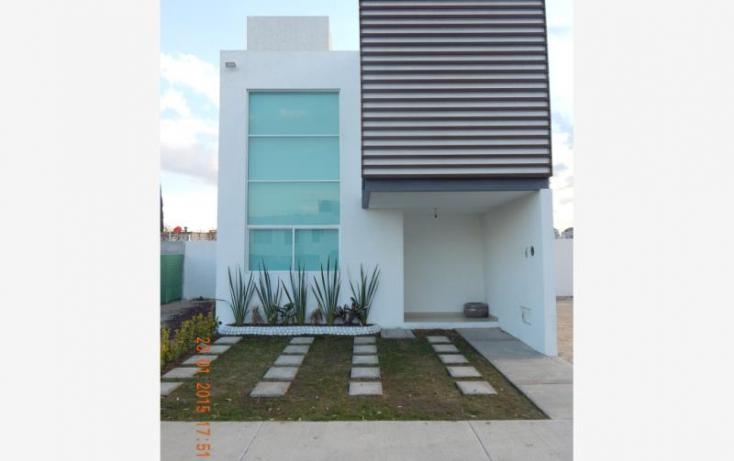 Foto de casa en venta en camino al carrizo 220, los nogales, san juan del río, querétaro, 377930 no 01