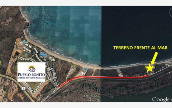 Foto de terreno habitacional en venta en camino al delfin 11, ampliación villa verde, mazatlán, sinaloa, 1583862 no 02
