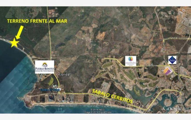 Foto de terreno habitacional en venta en camino al delfin 11, ampliación villa verde, mazatlán, sinaloa, 1583862 no 04