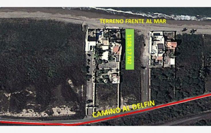 Foto de terreno habitacional en venta en camino al delfin 11, ampliación villa verde, mazatlán, sinaloa, 1583862 no 05