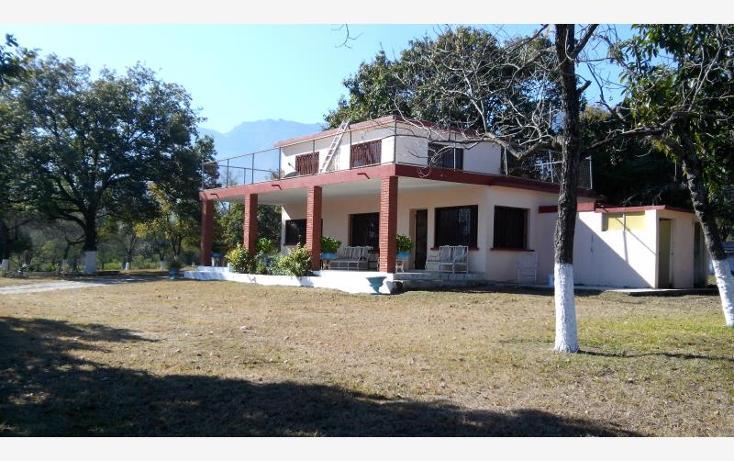 Foto de terreno habitacional en venta en camino al terreno 001, las cristalinas, santiago, nuevo león, 1621932 no 01