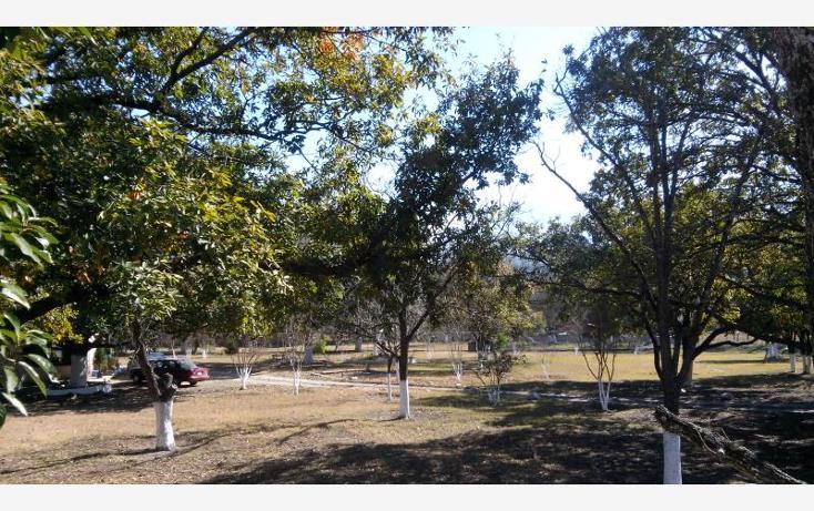 Foto de terreno habitacional en venta en camino al terreno 001, las cristalinas, santiago, nuevo león, 1621932 No. 09