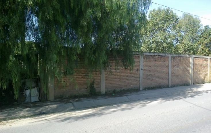 Foto de terreno habitacional en renta en camino antiguo a tesistan , loma chica, zapopan, jalisco, 2045671 No. 01