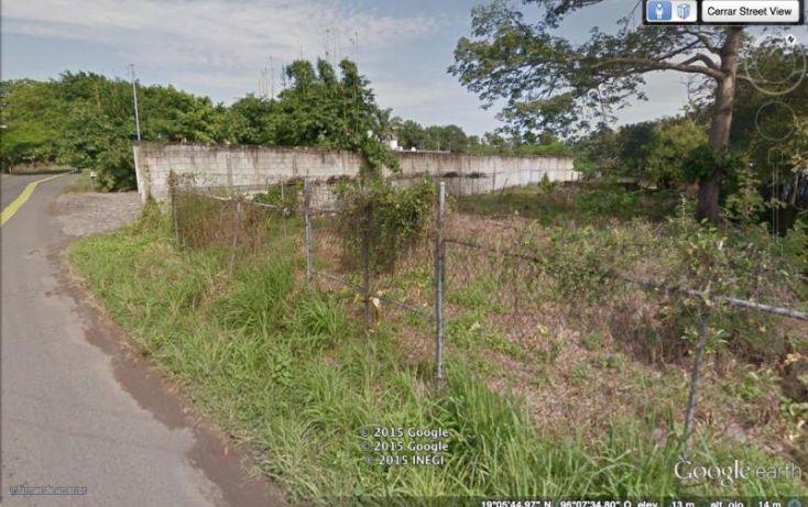 Foto de terreno comercial en venta en camino boca del rio  medellin, playa de vacas, medellín, veracruz, 1054273 no 03