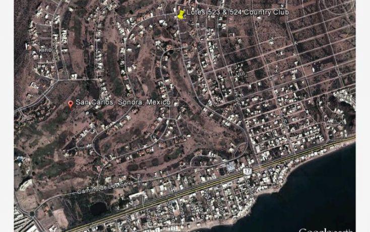 Foto de terreno habitacional en venta en camino de los seris 523524, san carlos nuevo guaymas, guaymas, sonora, 1783904 no 01