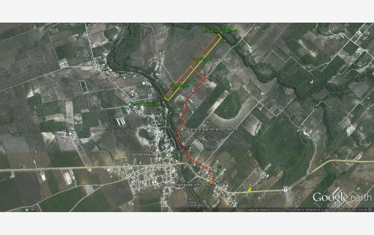 Foto de terreno habitacional en venta en camino de tierra 0, atongo de allende, allende, nuevo león, 1671282 No. 06