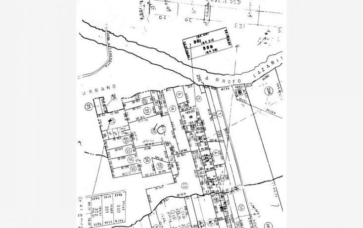 Foto de terreno habitacional en venta en camino de tierra, atongo de allende, allende, nuevo león, 1671282 no 02
