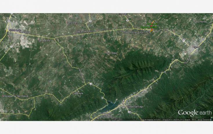 Foto de terreno habitacional en venta en camino de tierra, atongo de allende, allende, nuevo león, 1671282 no 03