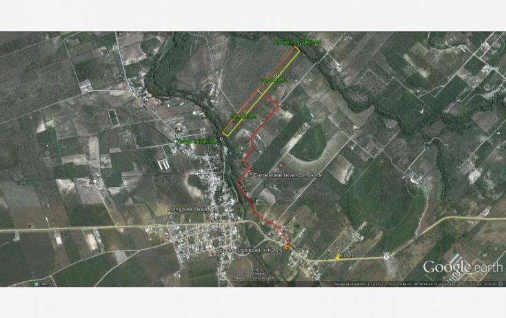Foto de terreno habitacional en venta en camino de tierra, atongo de allende, allende, nuevo león, 1671282 no 06