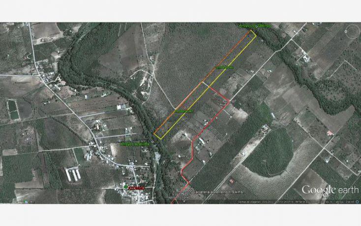 Foto de terreno habitacional en venta en camino de tierra, atongo de allende, allende, nuevo león, 1671282 no 07