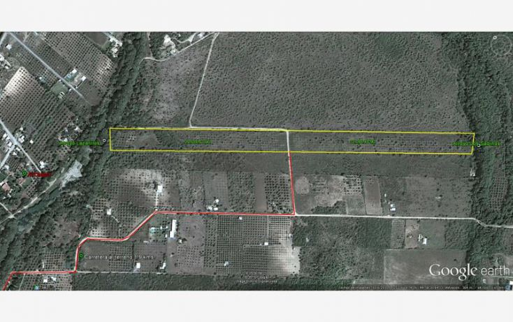 Foto de terreno habitacional en venta en camino de tierra, atongo de allende, allende, nuevo león, 1671282 no 08