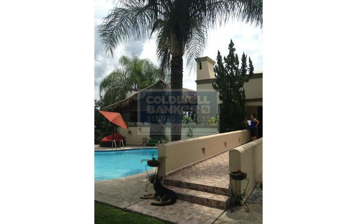 Foto de casa en venta en  135, el barrial, santiago, nuevo león, 295565 No. 01