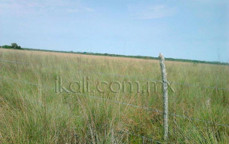 Foto de terreno habitacional en venta en camino laguna de tampamachoco, la mata, tuxpan, veracruz, 1589448 no 02