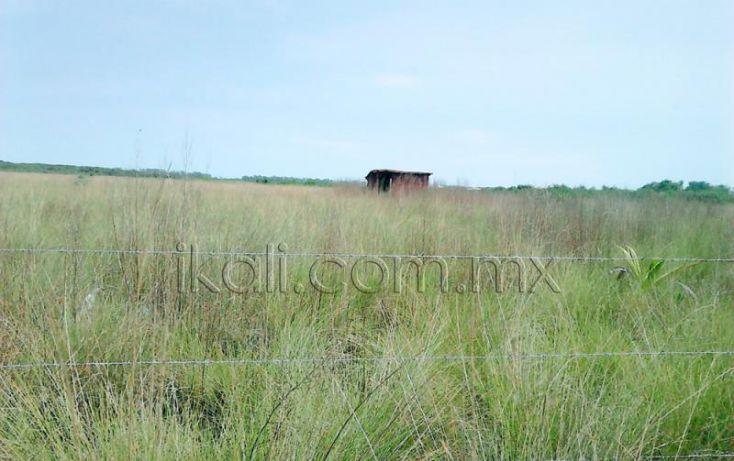 Foto de terreno habitacional en venta en camino laguna de tampamachoco, la mata, tuxpan, veracruz, 1589448 no 07