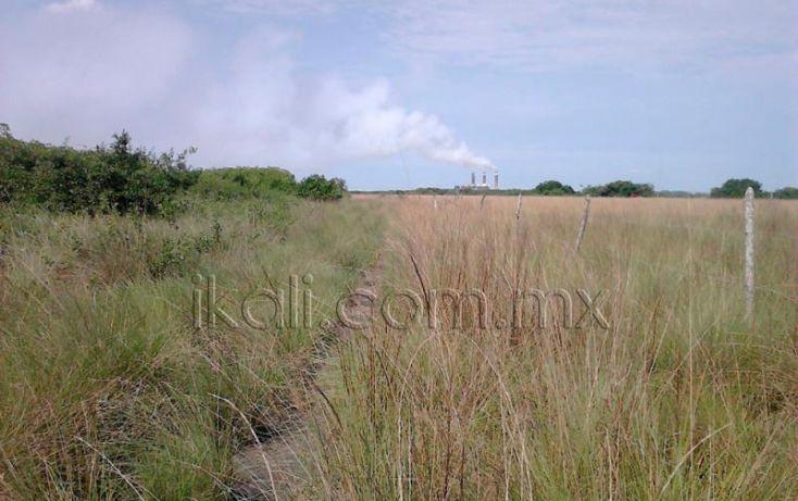 Foto de terreno habitacional en venta en camino laguna de tampamachoco, la mata, tuxpan, veracruz, 1589448 no 09