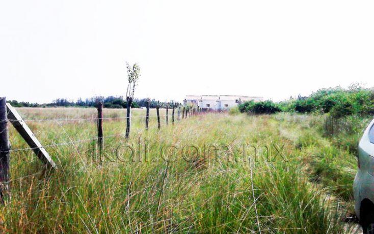 Foto de terreno habitacional en venta en camino laguna de tampamachoco, la mata, tuxpan, veracruz, 1589448 no 10