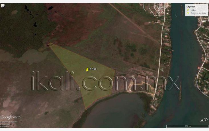 Foto de terreno habitacional en venta en camino laguna de tampamachoco, la mata, tuxpan, veracruz, 1589448 no 15