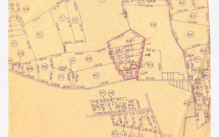 Foto de terreno habitacional en venta en camino, las palmas, cadereyta jiménez, nuevo león, 1671340 no 07