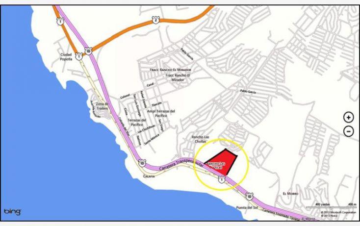 Foto de terreno comercial en venta en camino libre tijuanaensenada km 43 rosarito 22717, mar de calafia, playas de rosarito, baja california norte, 961397 no 03