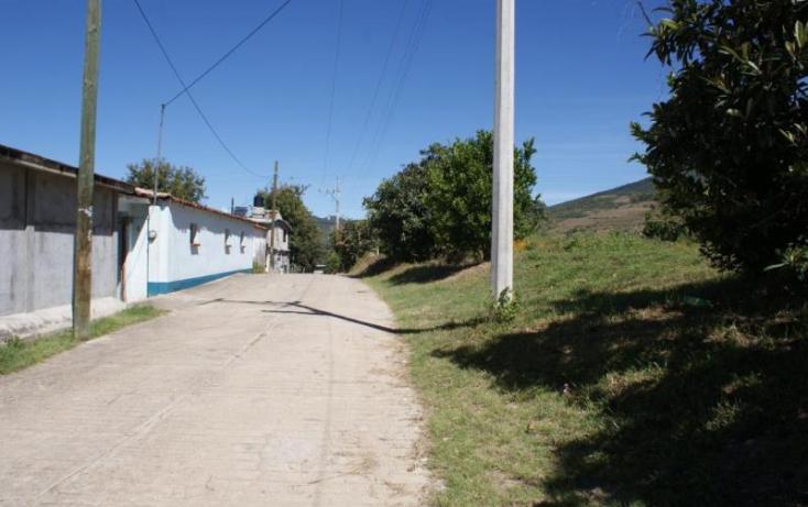 Foto de terreno habitacional en venta en camino nacional, san gabriel etla, san juan bautista guelache, oaxaca, 894669 no 13
