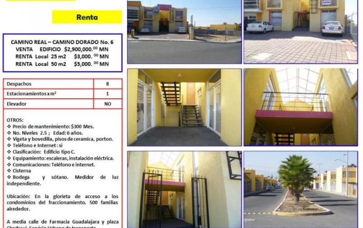 Foto de oficina en venta en camino real  camino dorado no 6  glorieta, colinas del sur, corregidora, querétaro, 754227 no 01