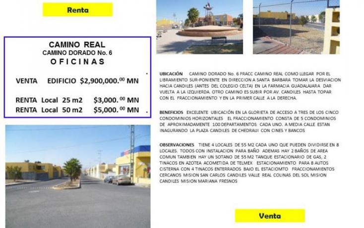 Foto de oficina en venta en camino real  camino dorado no 6  glorieta, colinas del sur, corregidora, querétaro, 754227 no 02