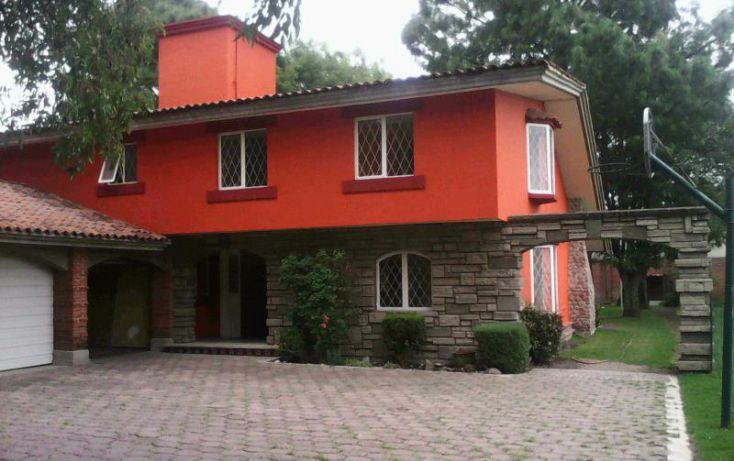 Foto de casa en renta en camino real 4520, camino real a cholula, puebla, puebla, 1425211 no 01