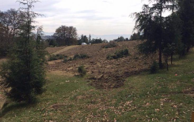 Foto de terreno habitacional en venta en camino real a chalma, san miguel topilejo, tlalpan, df, 1799340 no 02
