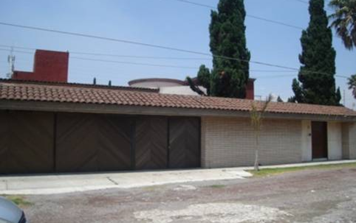 Foto de casa en venta en  , camino real a cholula, puebla, puebla, 1187343 No. 01