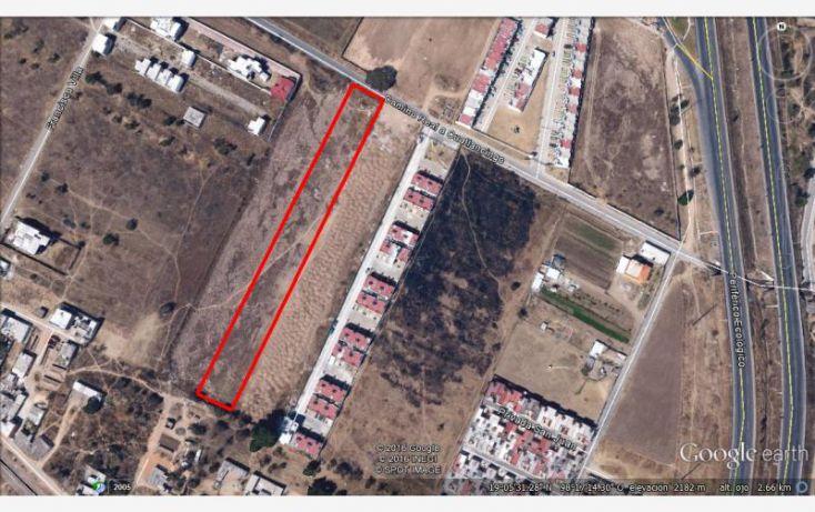 Foto de terreno habitacional en venta en camino real a cuautlancingo 123, coronango, coronango, puebla, 1670078 no 02
