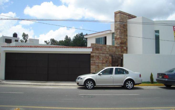 Foto de casa en venta en camino real a momopan 1, jardines de la carcaña, san pedro cholula, puebla, 904175 no 01