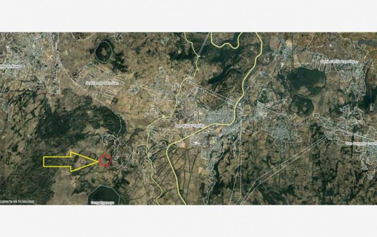 Foto de terreno habitacional en venta en camino real a oyameyo, san miguel topilejo, tlalpan, df, 878997 no 09