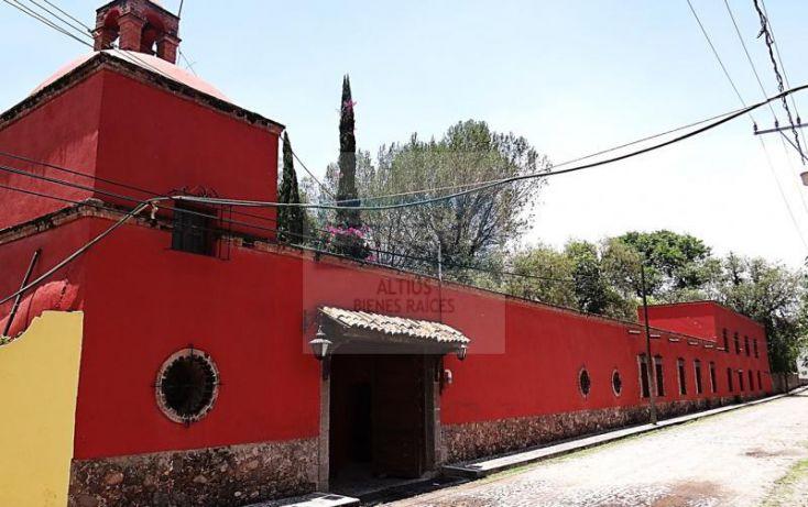 Foto de rancho en venta en camino real a quertaro, santiago tlautla, tepeji del río de ocampo, hidalgo, 1309903 no 01