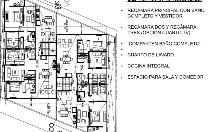 Foto de departamento en venta en camino real a tlacalancingo, ángeles de morillotla, san andrés cholula, puebla, 1900086 no 03