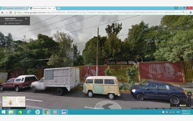 Foto de departamento en venta en camino real a toluca 1150, belén, álvaro obregón, df, 1897754 no 01