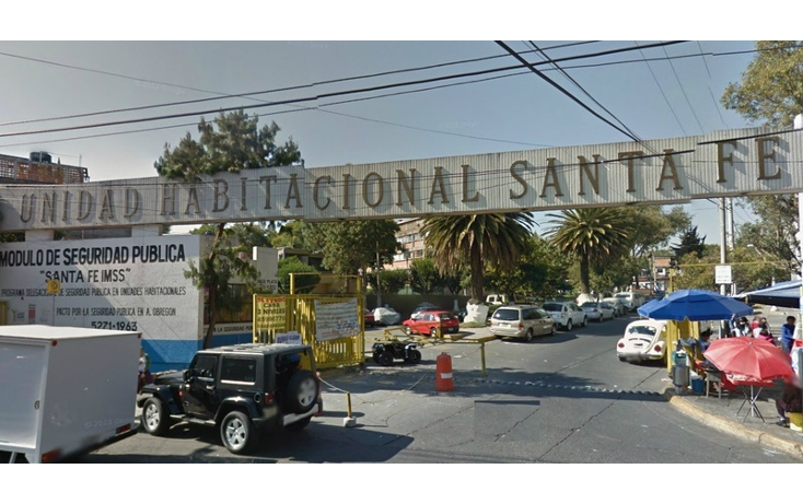 Foto de casa en venta en  , santa fe imss, álvaro obregón, distrito federal, 684377 No. 01