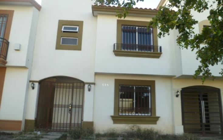 Foto de casa en venta en  , camino real, culiac?n, sinaloa, 1765334 No. 01