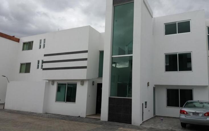 Foto de casa en venta en camino real de los cipreces 1814, el barreal, san andrés cholula, puebla, 2699623 No. 01