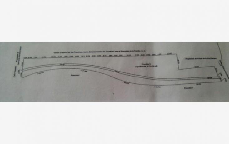 Foto de terreno habitacional en venta en camino real, los olvera, corregidora, querétaro, 717503 no 02