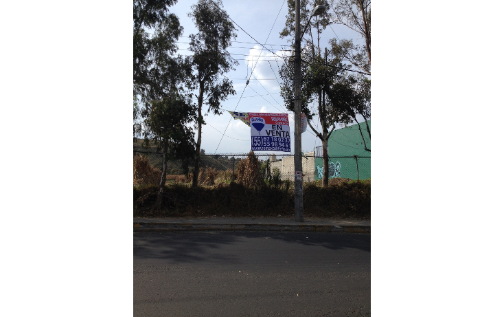 Foto de terreno habitacional en venta en  , san lorenzo atemoaya, xochimilco, distrito federal, 1941643 No. 01