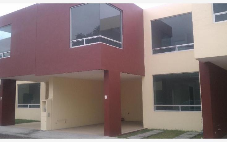 Foto de casa en venta en camino real por la calera 6000, la calera, puebla, puebla, 395775 No. 01