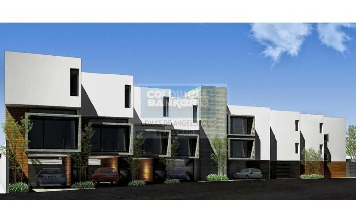 Foto de casa en condominio en venta en  , camino real, puebla, puebla, 633069 No. 01