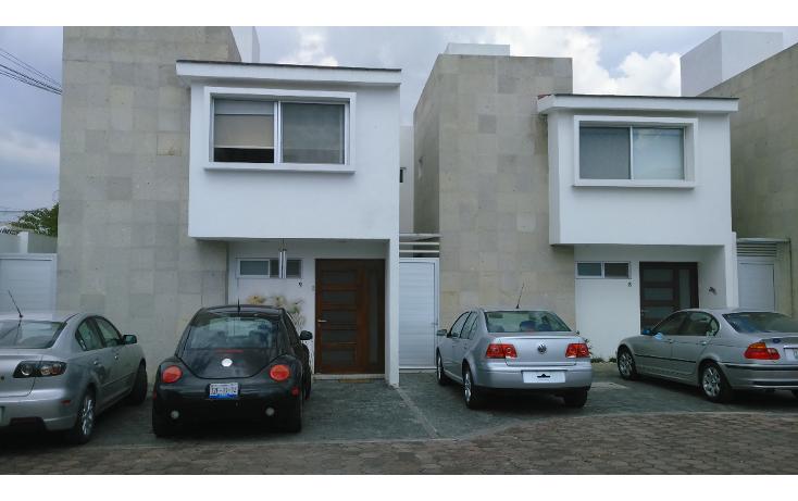 Foto de casa en renta en  , camino real, san pedro cholula, puebla, 1114769 No. 01