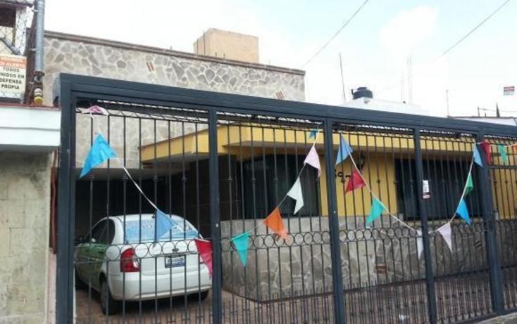 Foto de casa en venta en  , camino real, zapopan, jalisco, 1259783 No. 01